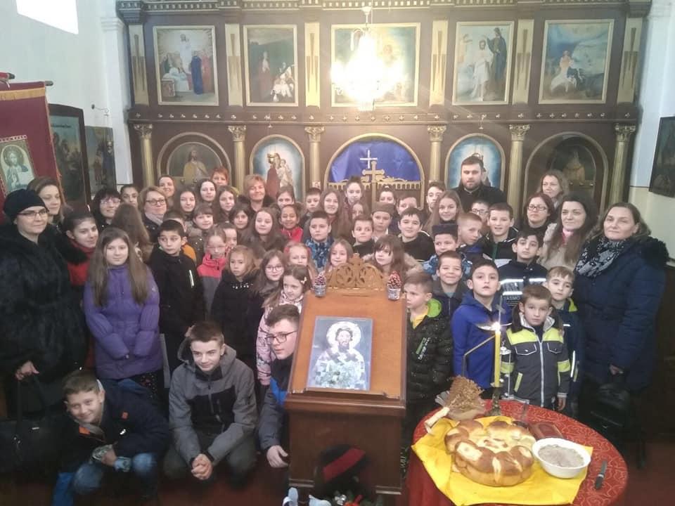 Прослава школске славе Свети Сава